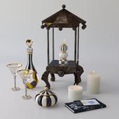 Decorative set (MacKenzie-Childs)