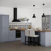 Кухня IKEA BODBYN