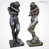 """Auguste Rodin """"Eve"""""""