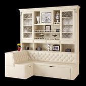 Благо мебель B7-1-1LU буфет