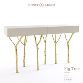 Ginger & Jagger, Fig Tree Console