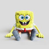 Soft toy SpongeBob