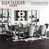 High Fashion Home - Loft Chic Dalton