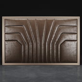 Стеновая 3D панель