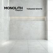 Monolith Torano White