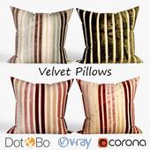 Decorative pillows Dot and bo. set 037