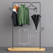 Kann Pend Valet Stand / Male Edition