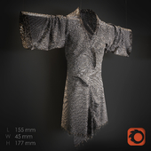 Kimono art object