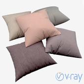 Simple pillow set