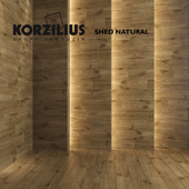 Korzilius Shed Natural