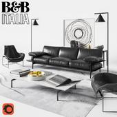 B&B Italia  Диван Diesis