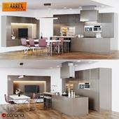 Kitchen Arrex Opale