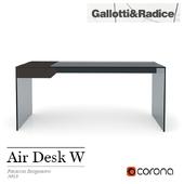 Air DeskW by Galliotti & Radice