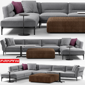 Sofa FLEXFORMADDA Sofa