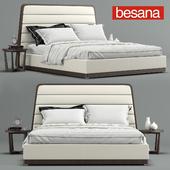 Bed Gilda (200), Besana