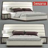 Bed Gilda (290), Besana