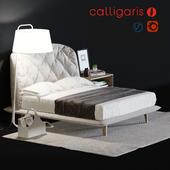 Calligaris Hampton bed