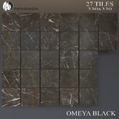 Peronda Omeya Black