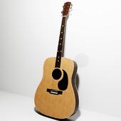 Acoustic guitar Fender SQUIER SA-105 NT