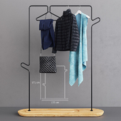 Kann Pend Valet Stand / Female Edition