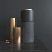 Vases Michael Verheyden design