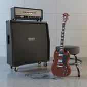 Gibson SG + MesaBoogie