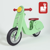 Childrens runner Janod balance bike