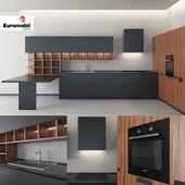 Euromobil Kitchen - Lain