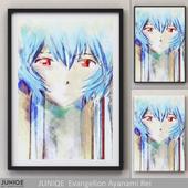 Evangelion Ayanami Rei picture