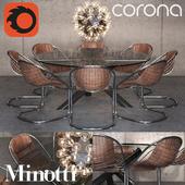 Cortina Chair and Van Dyck