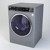Washing machine LG F14U1JBS6