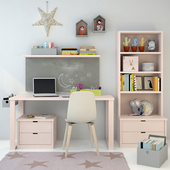 Children's furniture Asoral 01