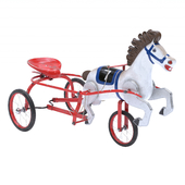 Horse pedal