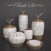 bath set, bath set