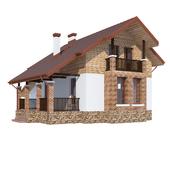 ABS House V248