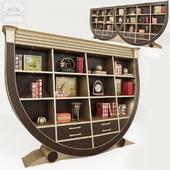 BRUMMEL EGO bookcase