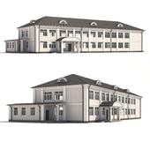 Муниципальное здание
