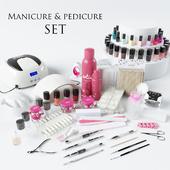 Manicure & Pedicure set