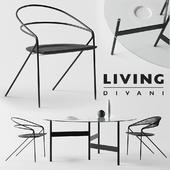 Living Divani - George's, Notes