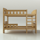 "Bunk bed ""DREAM OF CHILDHOOD"""