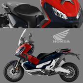 Honda X-Adventure 2016