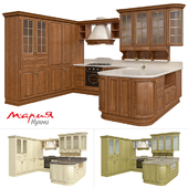 "Kitchen set ""Acacia"", furniture factory ""Maria"""