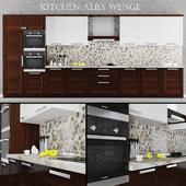 Kitchen Alba Wenge