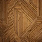 abstract wood panel