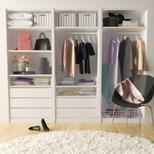 Sweet wardrobe