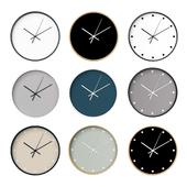 Wall clock №16 (18 models)