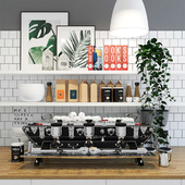 Coffee set Kees Van Der Westen Spirit Tiplette