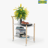 IKEA PS 2017 Side table on casters