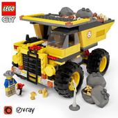 LEGO - Mining Truck №4202