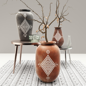 Ethnic Decorative Set